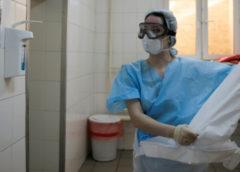 Медсестра из охваченной COVID больницы в Питере попросила помощи у Путина